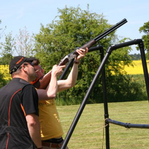 Real Clay Shooting
